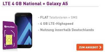 yourfone LTE 4 GB National