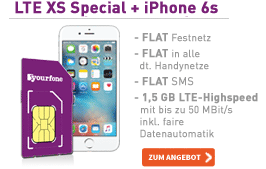 yourfone LTE XS Special