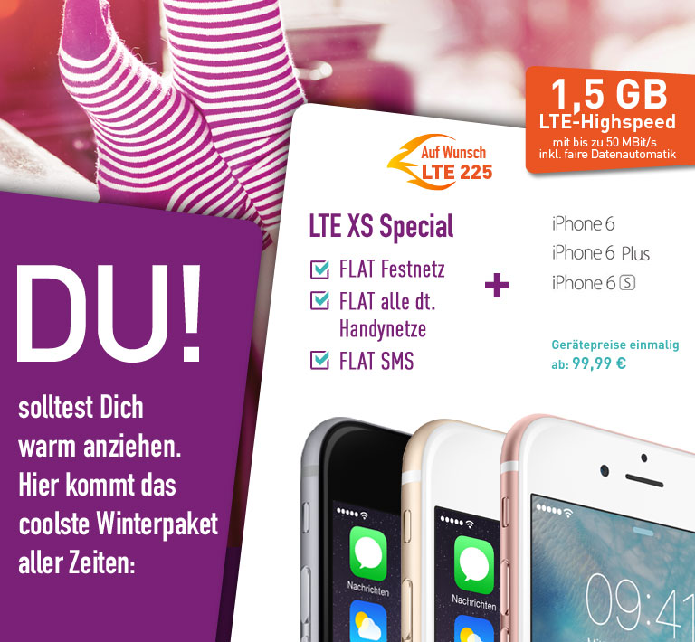 iPhone Angebot