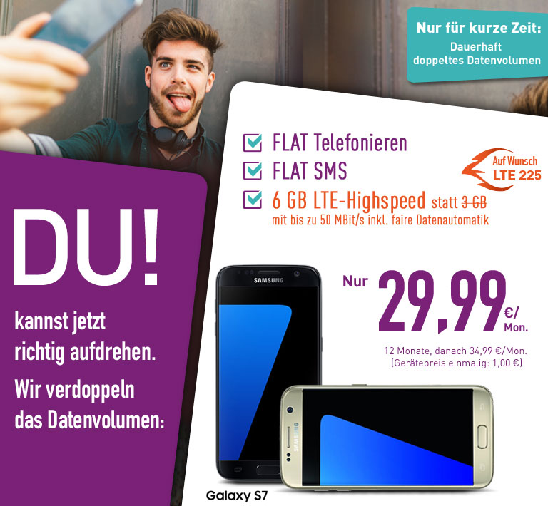 Galaxy S7 Angebot