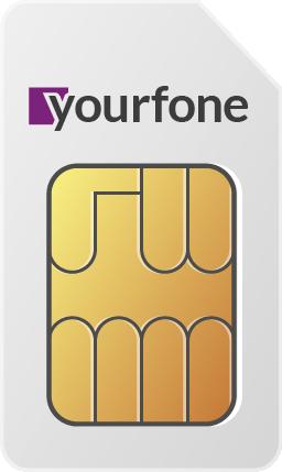yourfone LTE Internet L - 14,99 EUR monatlich (Laufzeit: 24 Monate)
