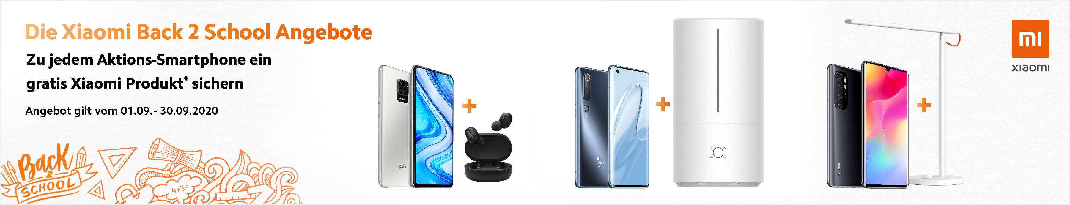 Xiaomi Redmi Note 9 Pro, Xiaomi Mi 10, Xiaomi Mi Note 10 lite