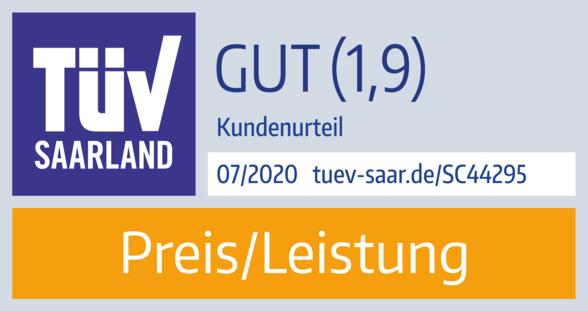 TÜV Saarland - Preis/Leistung
