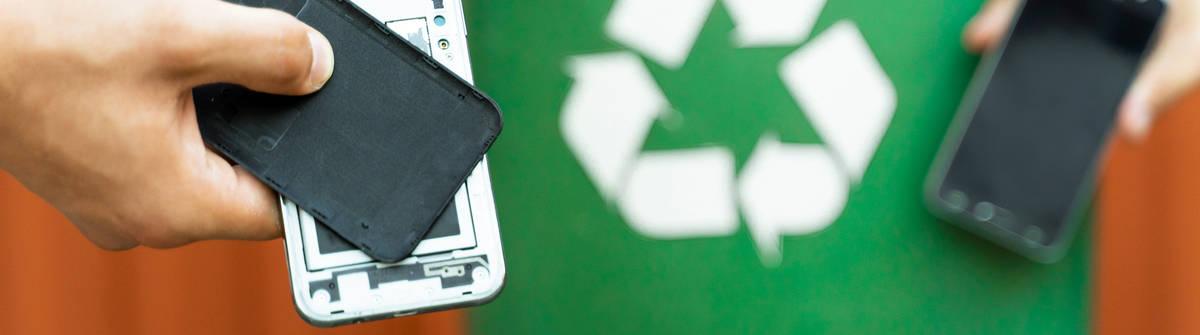 Recycling und Entsorgung