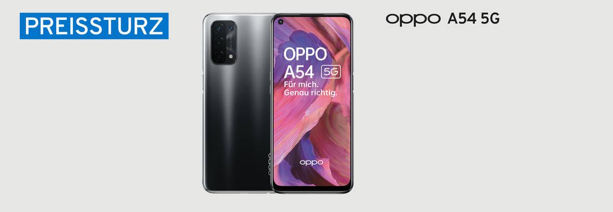 Oppo A54 5G - Preissturz