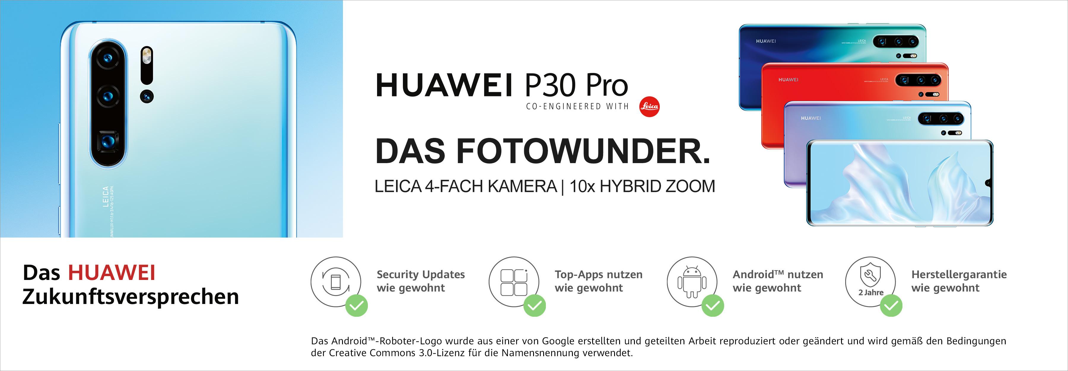 Neues Huawei P30 Pro