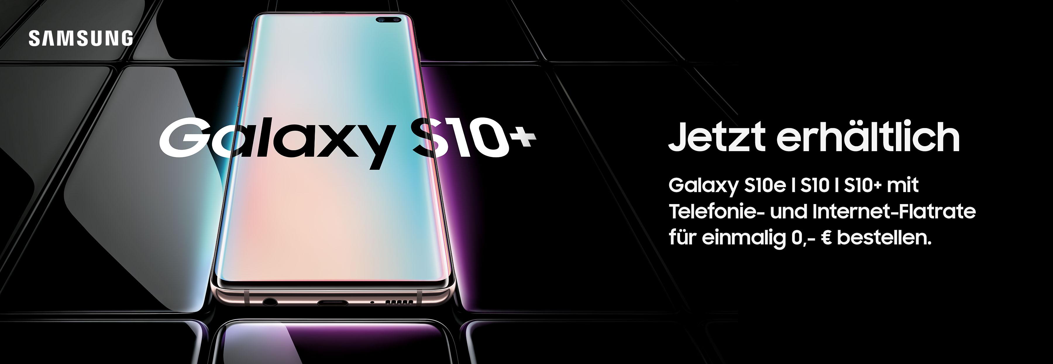 Neues Samsung Galaxy S10