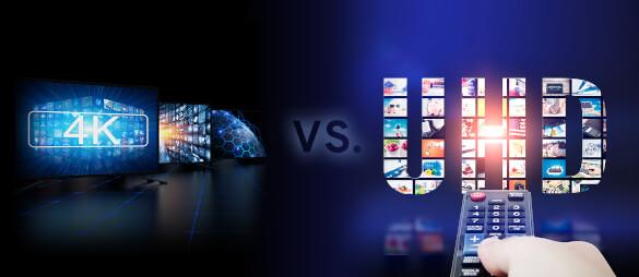 4K vs. Ultra HD: Darin liegen die Unterschiede