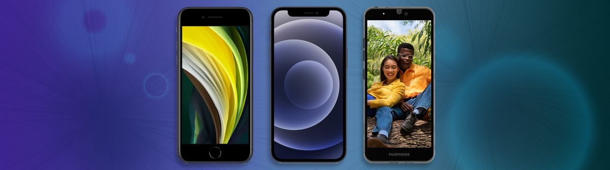 Aktuelle 5-Zoll-Handys im Überblick