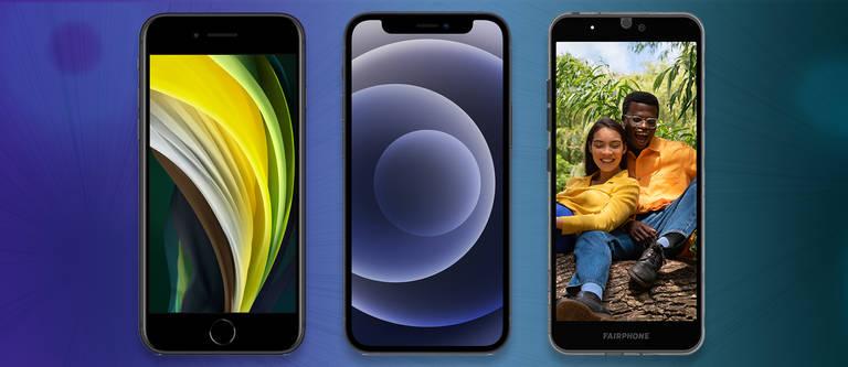 5-Zoll-Handys im Überblick