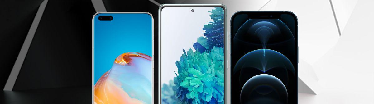 6 Zoll Handys im Vergleich