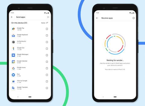 Dateien noch schneller teilen mit Android Nearby Share