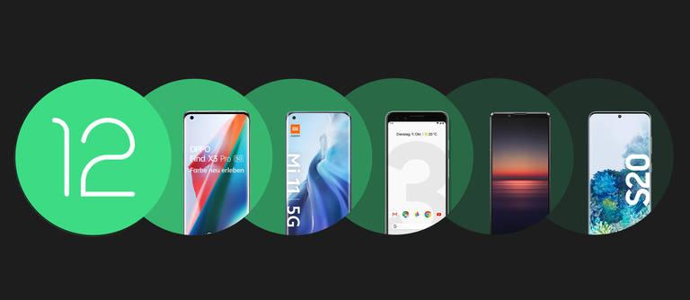 Android 12: Alle Infos zum Betriebssystem von Google