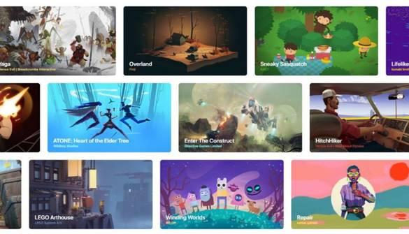 Alle Online Games bei Apple Arcade sind Exklusiv-Titel