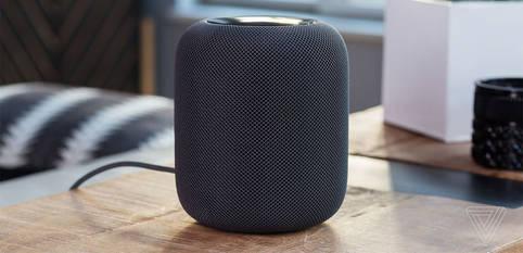 HomePod – intelligenter Lautsprecher für die Musik- und Sound-Wiedergabe