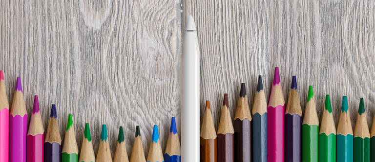 Apple Pencil 3: Der neue Eingabestift & seine Funktionen