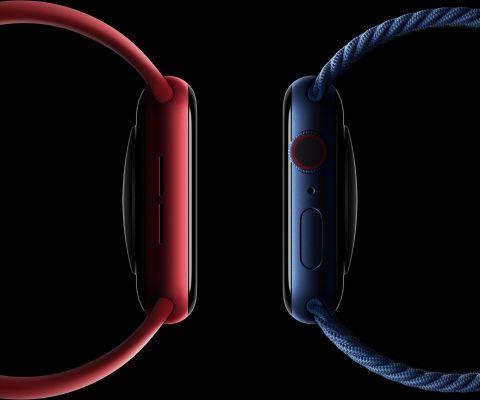 Apple Watch 6: Hohe Performance, solider Flash-Speicher und lange Laufzeit