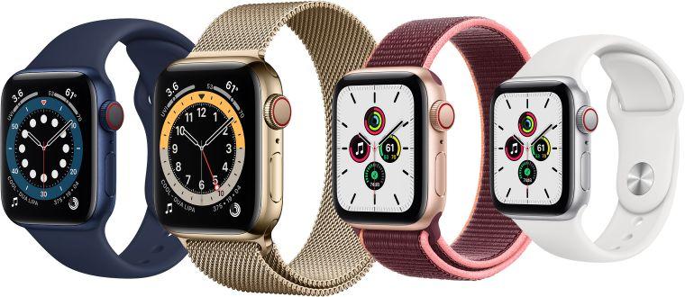 Apple Watch Series 6 und SE: Das können die neuen Apple Watches