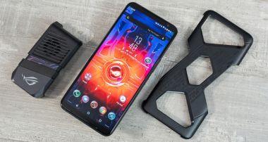 Besonderheiten Asus ROG Phone 3
