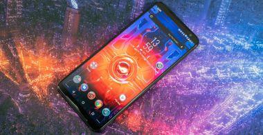 ROG Phone 3 mit AMOLED-Display in Full-HD+