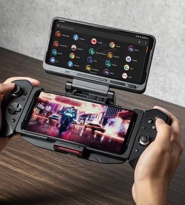Die Features machen das ROG Phone 5 zum Gaming-Handy