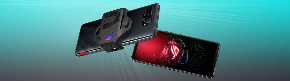 ASUS ROG Phone 5: Gaming-Smartphone im Detail