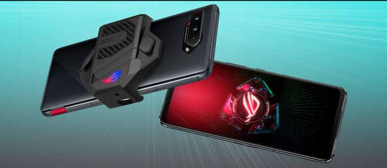 ASUS ROG Phone 5: Gaming-Smartphone im Detail