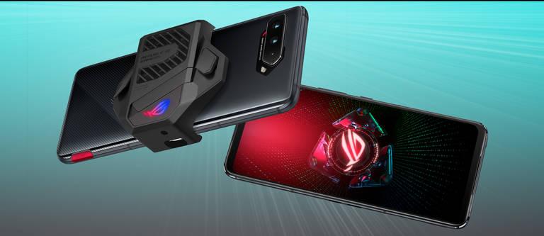 ASUS ROG Phone 5: Das neue Gaming-Smartphone