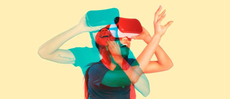Augmented Reality: Die erweiterte Realität auf dem Handy
