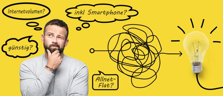 Beste Handytarife: Welcher LTE-Tarif passt zu mir?