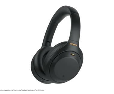 Sony WH-1000XM4 Noise-Cancelling-Kopfhörer