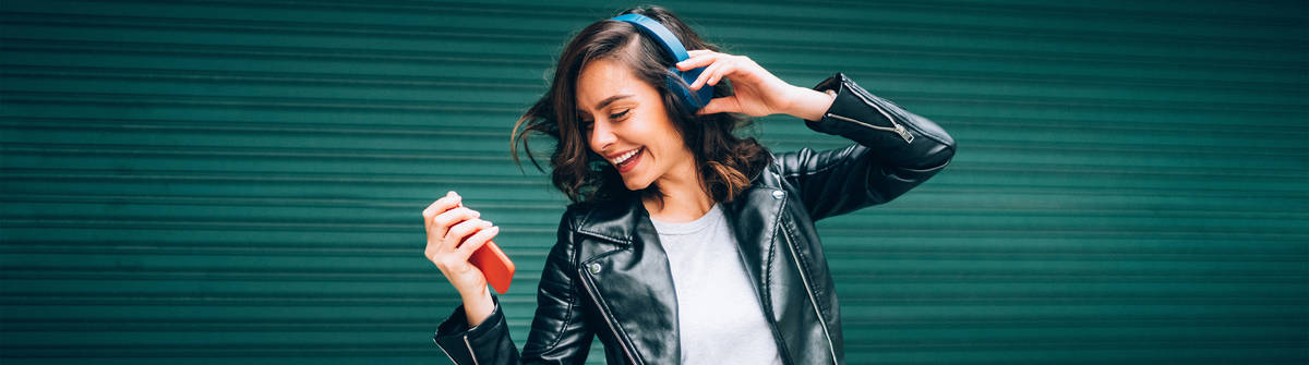 Bluetooth Kopfhörer für dein Smartphone