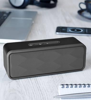 Wie funktioniert ein tragbarer Bluetooth-Lautsprecher?