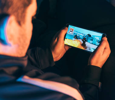 Zahlreiche In-Game-Gegenstände in Call of Duty Smartphone Version
