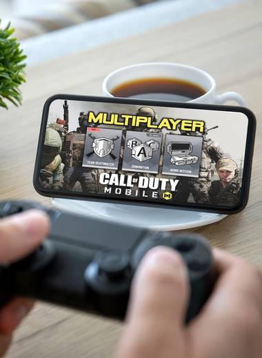 Call of Duty Game – mehr herausholen mit Controllern und Gaming-Handys
