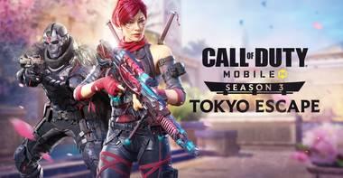 """Call of Duty startet in die 3. Season """"Flucht aus Tokio"""""""