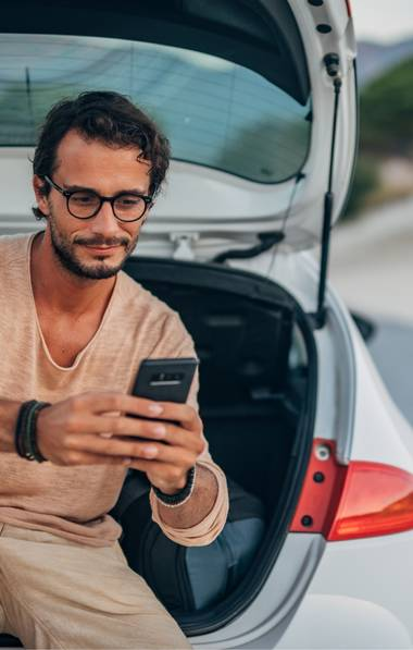 ShareNow-App - (ehemalige car2go- und DriveNow-App)