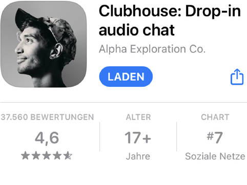 Was ist Clubhouse?
