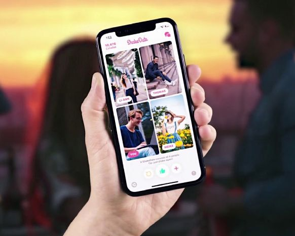 ShakeDate: Dating-App für entspannte Doppeldates