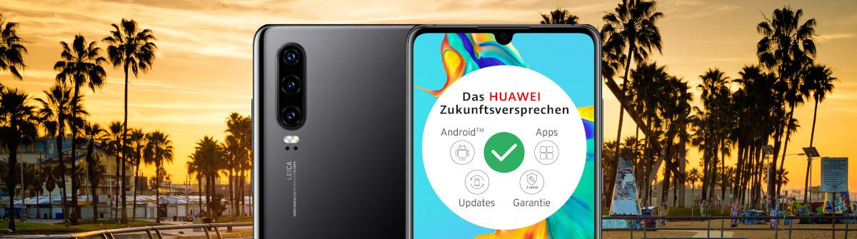 Deal der Woche HUAWEI P30 mit LTE 1 GB