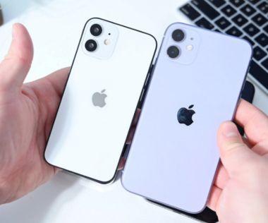 iPhone 12 mini: Das weltweit kleinste, dünnste und leichteste 5G-Handy