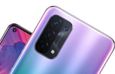 Handy-Deal: Oppo A54 5G kombiniert mit LTE-Tarif ab 9,99 EUR monatlich
