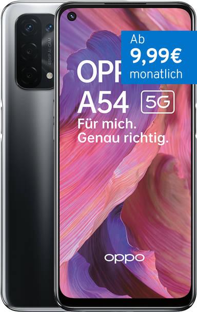 Unser Deal – Oppo A54 5G – jetzt bei yourfone