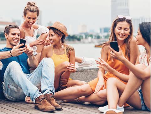 yourfone Tarif 1GB - Datenvolumen fuer komfortable Onlinenutzung