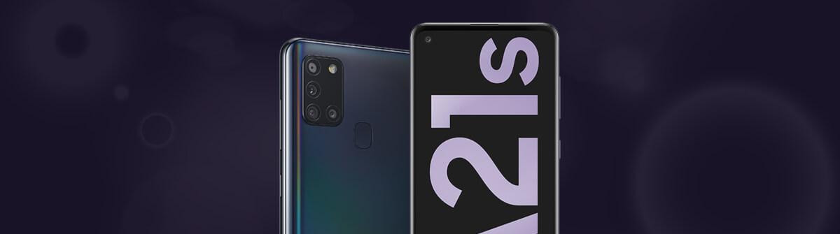 Samsung Galaxy A21s Deals & Angebote bei yourfone