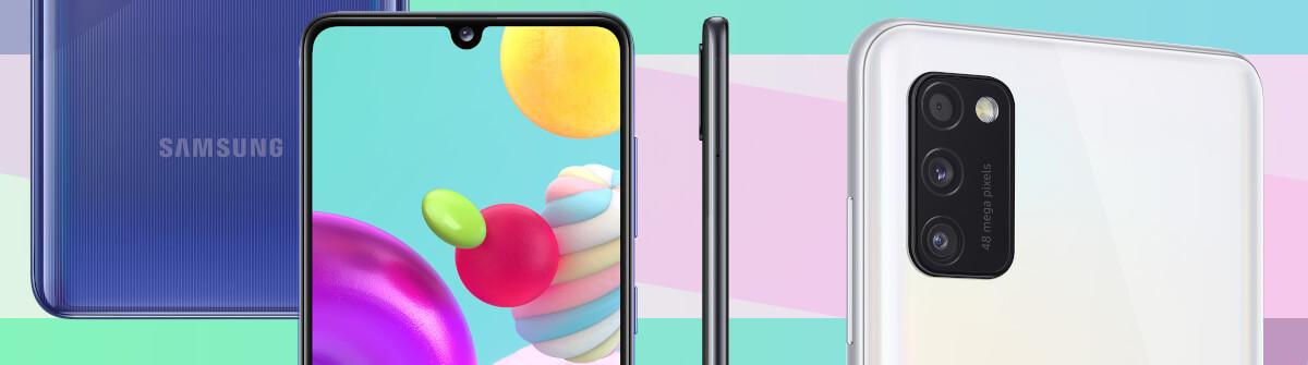 Samsung Galaxy A41 Deals & Angebote bei yourfone