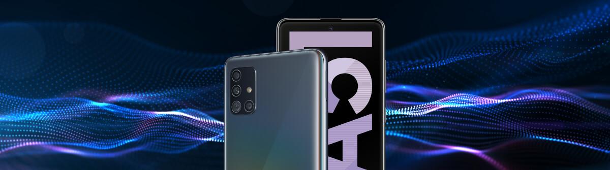 Samsung Galaxy A51 Deals & Angebote bei Yourfone
