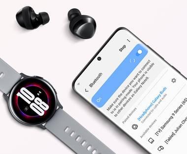Im Galaxy A52 steckt ein ausdauernder Handy-Akku