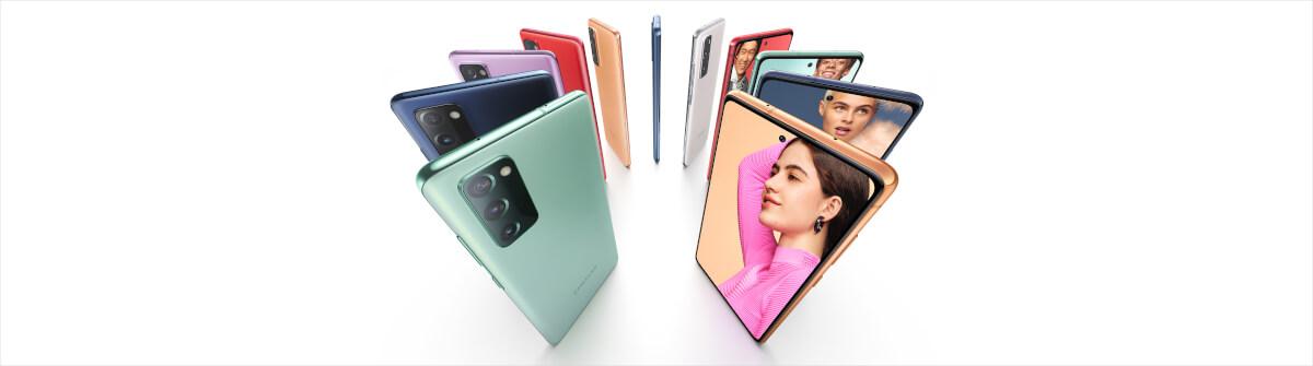 Die Samsung Galaxy S20 Fan Edition inklusive LTE-Tarif ist jetzt neu in Unserem Deal verfügbar.
