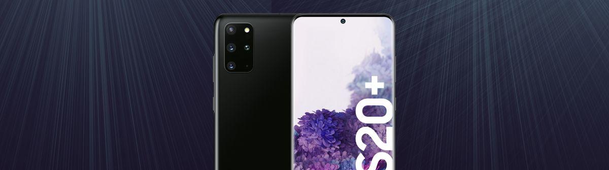 Unser Deal – Das Samsung Galaxy S20+ – jetzt bei yourfone